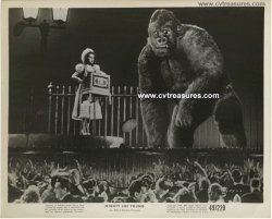 MIGHTY JOE YOUNG Original Vintage photo still