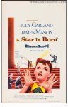 A Star is Born Vintage Movie Poster Window Card Judy Garland