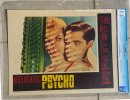 Alfred Hitchcock's Psycho Vintage Lobby Card movie poster