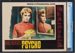 Alfred Hitchcock's Psycho Lobby Card movie poster 1960 -3