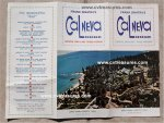Frank Sinatra ORIGINAL VINTAGE CAL NEVA LODGE Travel Brochure