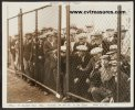 Jack Dempsey vs Gene Tunney Vintage Photo 1927 fans wait