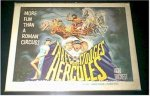 Three Stooges 1960's Meet Hercules, Title Card