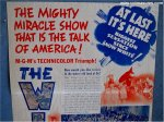 Wizard of OZ Original RARE Vintage Movie Promotional Herald