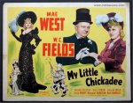 My Little Chickadee Original Title Lobby Card Movie Poster WC Fi