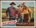 Red River John Wayne lobby card RARE 1948