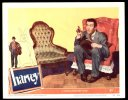 Harvey James Stewart Vintage lobby card movie poster Chair