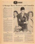Munsters  Rare Vintage 1964 Miami Herald Newspaper Supplement