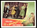 It's a Wonderful Life, James Stewart Lobby Card movie posters 6