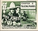 Gordon of Ghost City Vintage Western Title Lobby Card Buck Jones