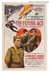 Flying Ace Original Vintage Movie Poster One Sheet Aviation 1926