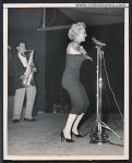 Marilyn Monroe Original Vintage Press Photo Korean Tour 1954