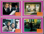 Bullitt, Steve McQueen, Lobby Card Set of 8 Cards 1969