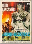 Birdman of Alcatraz Original Vintage Movie Poster Burt Lancaster