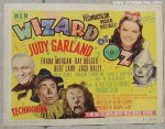 Wizard of OZ Original Vintage COMPLETE Lobby Card Set 1949