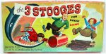"Three Stooges 1959 ""Fun House game"", Lowell Toy"