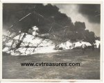 Hindenburg - Historic Photo of burning Hindenburg, 1937 4