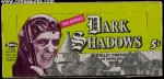 Dark Shadows Vintage Wax Pack Gum Card Display Box 1969