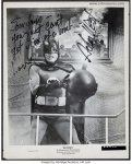 Adam West Batman Vintage Autographed Signed Photo