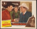 Paradise Canyon, John Wayne lobby card movie poster, 1935