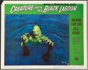 Creature from the Black Lagoon, vintage lobby card, 1954