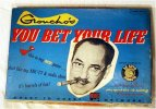 You Bet Your Life, 1955 Groucho Marx game