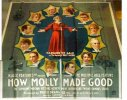 How Molly Made Good, 1915, Six Sheet