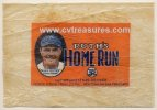 BABE RUTH Home Run Candy RARE Original WRAPPER 1928