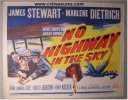 No Highway in the Sky James Stewart Title Card 1951