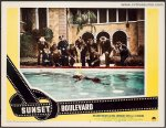 Sunset Boulevard Original Vintage Lobby Card Movie Poster 2