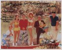 Gilligan's Island Autographed Signed Cast Photo