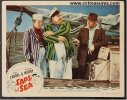 Laurel & Hardy Saps at Sea Original Vintage lobby card