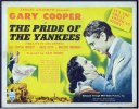 Pride of the Yankees - Gary Cooper - Title card, 1942