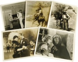 Rudolph Valentino RARE Vintage Photo Collection