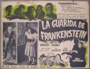 House of Frankenstein Spanish large Lobby Card 1