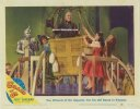 "Wizard of OZ, Original Vintage Movie Poster Lobby Card ""Balloon"""
