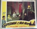 Superman and the Mole Men, George Reeves, lobby card, 1951 4
