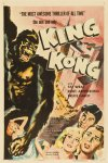 King Kong Original Vintage Horror Movie Poster One Sheet