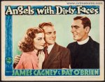 Angels with Dirty Faces Original Vintage Lobby Card Bogart Cagne