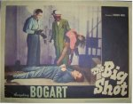 Big Shot 1942 Humphrey Bogart Lobby Card