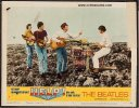 Beatles HELP lobby card movie poster 1965 #4