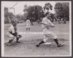 Lou Gehrig Rare TYPE I Baseball Yankees Photo Picture Final Seas
