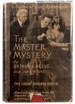 Harry Houdini The Master Mystery Vintage Antique Magic Book