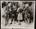 Ray Bolger Vintage Signed autograph Scarecrow Wizard of OZ Photo