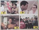 The Greatest, Muhammad Ali 1977 Original lobby card set