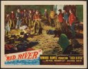 Red River John Wayne lobby card RARE 1948 2