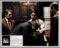 Godfather vintage movie poster lobby card 1971 Pacino boss
