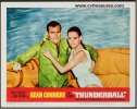 James Bond Thunderball vintage Lobby Card movie poster 1965 4