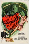 Mummy's Ghost Original Vintage Horror Movie Poster One Sheet