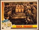 ABBOTT & COSTELLO BUCK PRIVATES VINTAGE LOBBY CARD Andrews-2